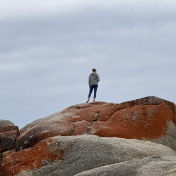 Tasmanien - Bay of Fire - Australien